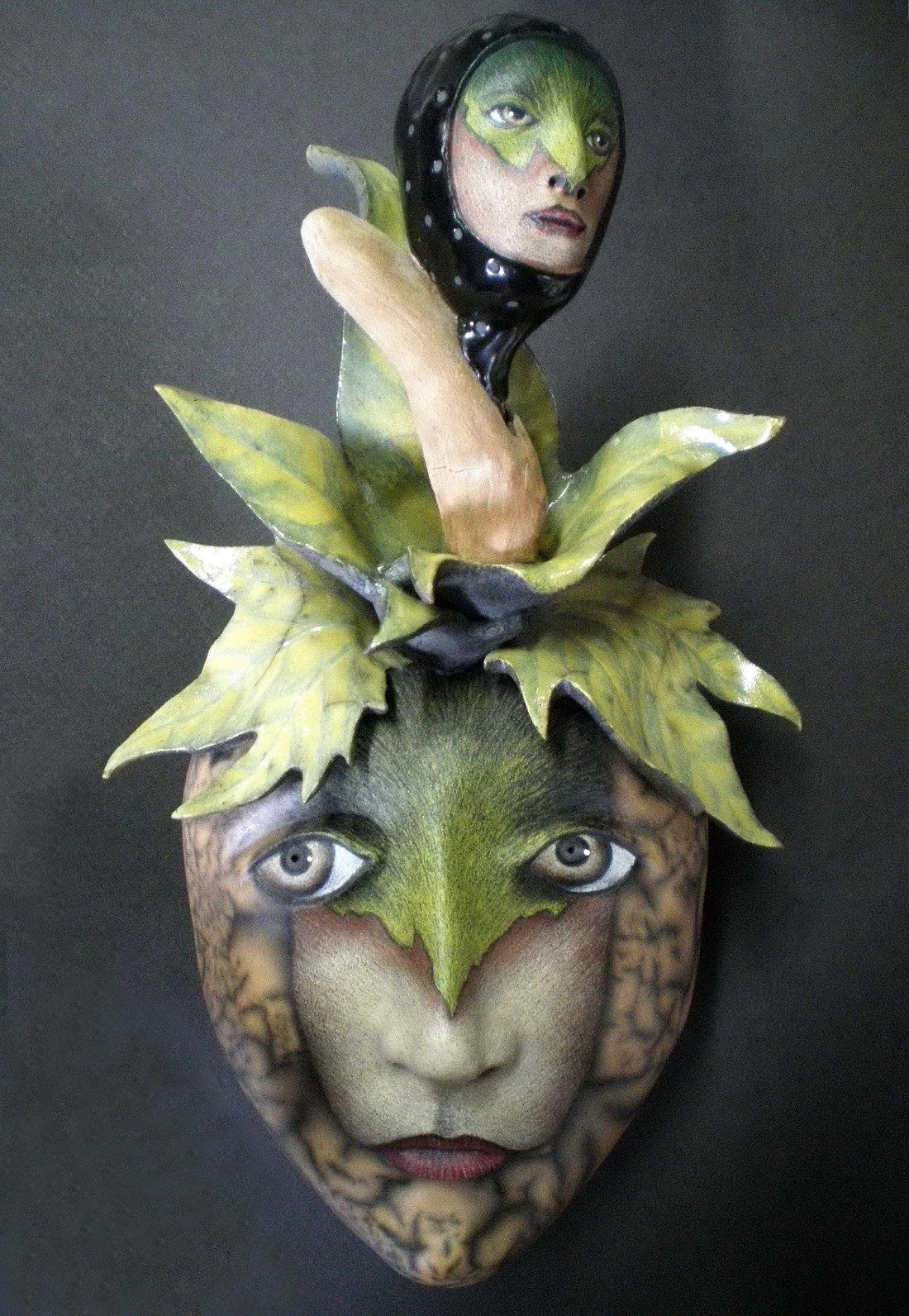 behind the mask: 2010