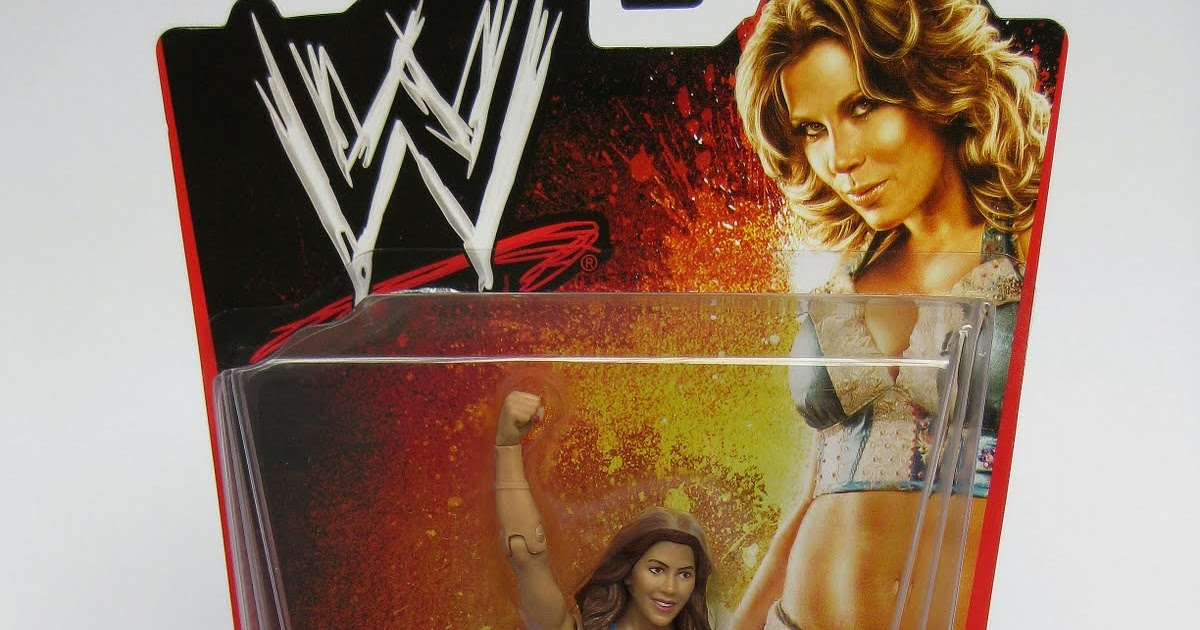 Desmond collection wwe mickie james mattel assortment series 3 - Night of champions 2010 match card ...