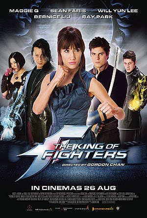 Filme Poster The King of Fighters – A Batalha Final DVDRip XviD Dual Áudio & RMVB Dublado
