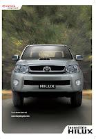 Brosur Toyota Hilux
