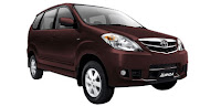 Warna Toyota New Avanza 2010 - Wine Red Metallic