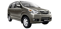 Warna Toyota New Avanza 2012 - Silver Metallic