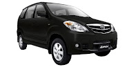 Warna Toyota New Avanza 2012 - Black Mica