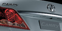 Gallery Toyota All New Camry