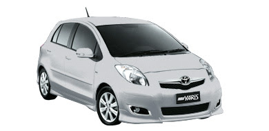 yaris warna