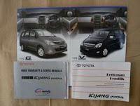 Garansi Toyota