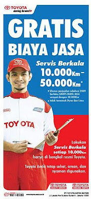 Servis Toyota
