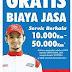 Servis Berkala Toyota : Gratis Biaya Jasa sd 50.000Km