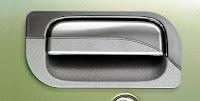 Door Handle Chrome Cover