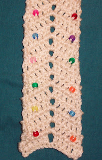 Skinny Scarf LW1400 | Knitting & Crochet & Yarn | Purple Kitty