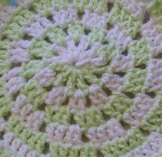 BABY BLANKET CROCHETED KNITTED PATTERN - Crochet — Learn