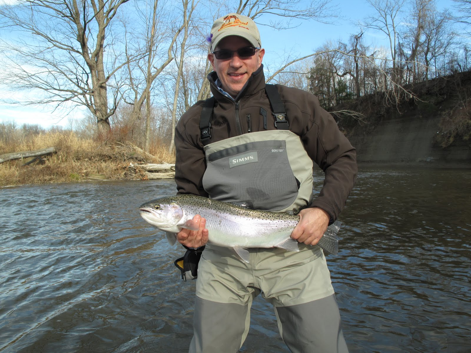 Chagrin river outfitters great gifts for the holidays for Fishing in cold weather