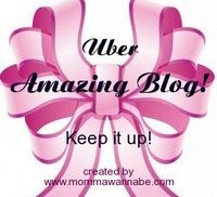 Amazing Blog Award!
