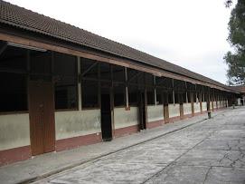 残旧校舍已成回忆