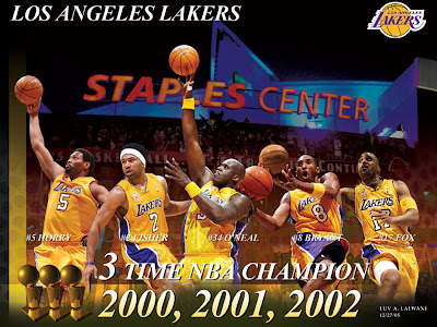 1024 x 768 Lakers Starter who