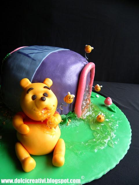Torta Vasetto Miele Pooh