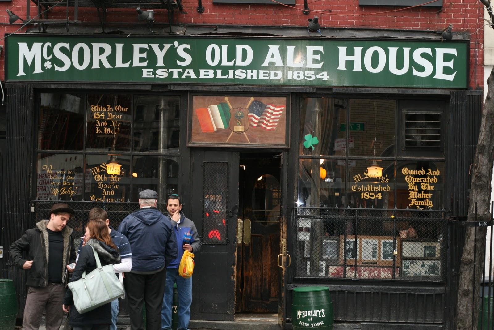 McSorley's, Nueva York