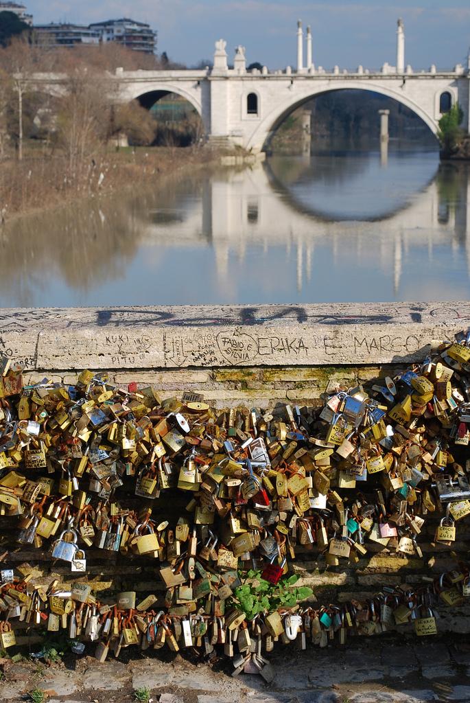 Roma, Puente Milvio