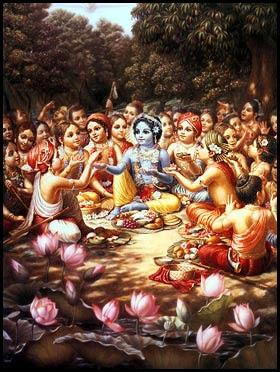Sarvam Sri Krishnaarpanamastu