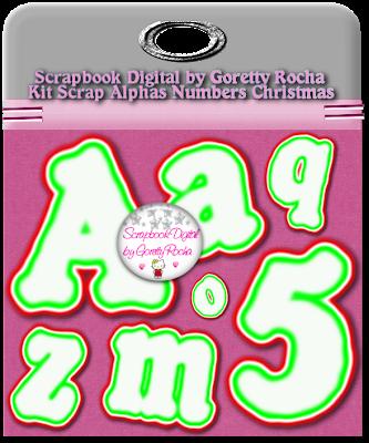 http://scrapbookdigitalbygorettyrocha.blogspot.com/2009/12/christmas-alphas-numbers.html