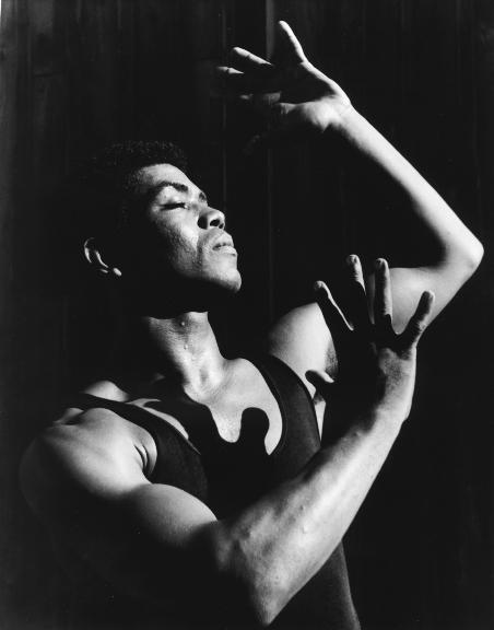 young Alvin Ailey