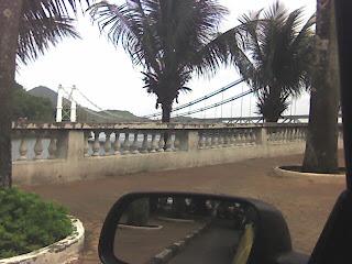 Ponte Pênsil, São Vicente, Brasil