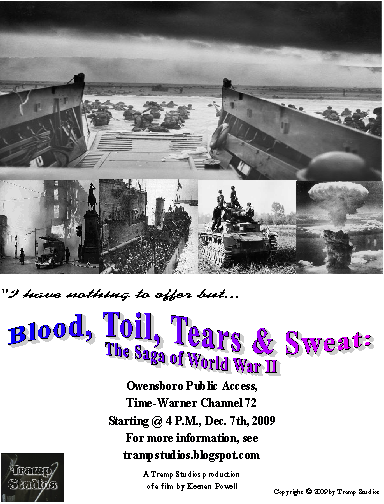 blood toil tears and sweat ethos pathos logos The phrase blood, toil, tears and sweat became famous in a speech given by winston churchill to the house of commons of the parliament of the united kingdom on 13 may 1940.