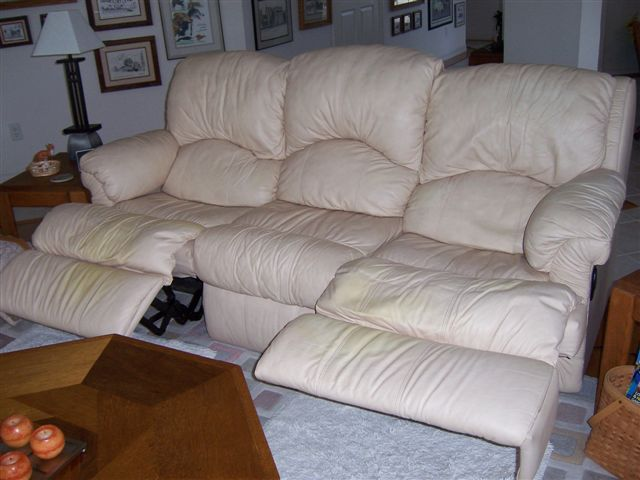 Leather Sofa Discoloration Products You Should Never Use