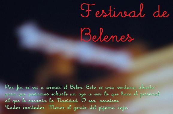 Festival de Belenes