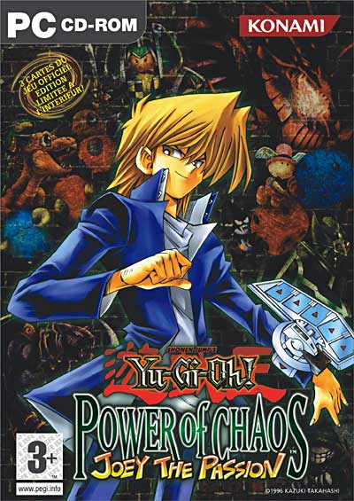 yugioh joy the pasiion