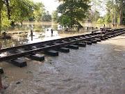 inundacion san rafel de rionegro .