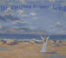 The Uplifting Blogger Award