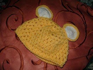 cappellino scarpine neonato cappello ferri maglia bimbo bambino