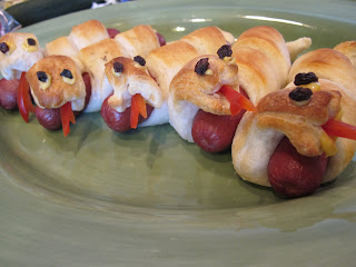 ... dogs andouille corn dogs hot dogs with kimchi relish silly snake dogs