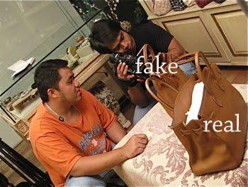 hermes birkin fake vs real