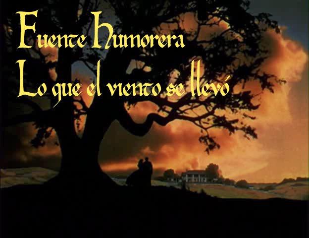 Fuente Humorera