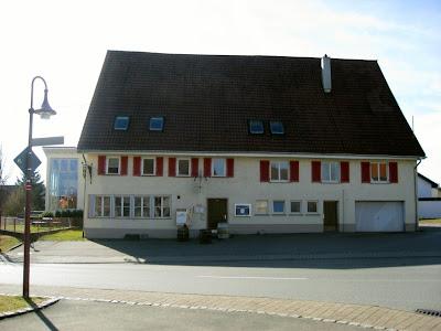 Gasthaus Brauerei Sonne, Herrenzimmern