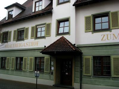 Gasthof-Brauerei Schwanen, Ehingen/Donau