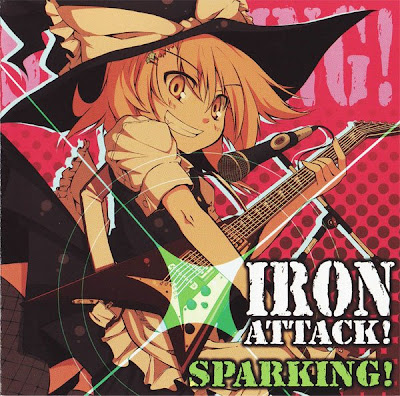 IRON ATTACK! DISCOGRAFIA Mediafire SPARKING