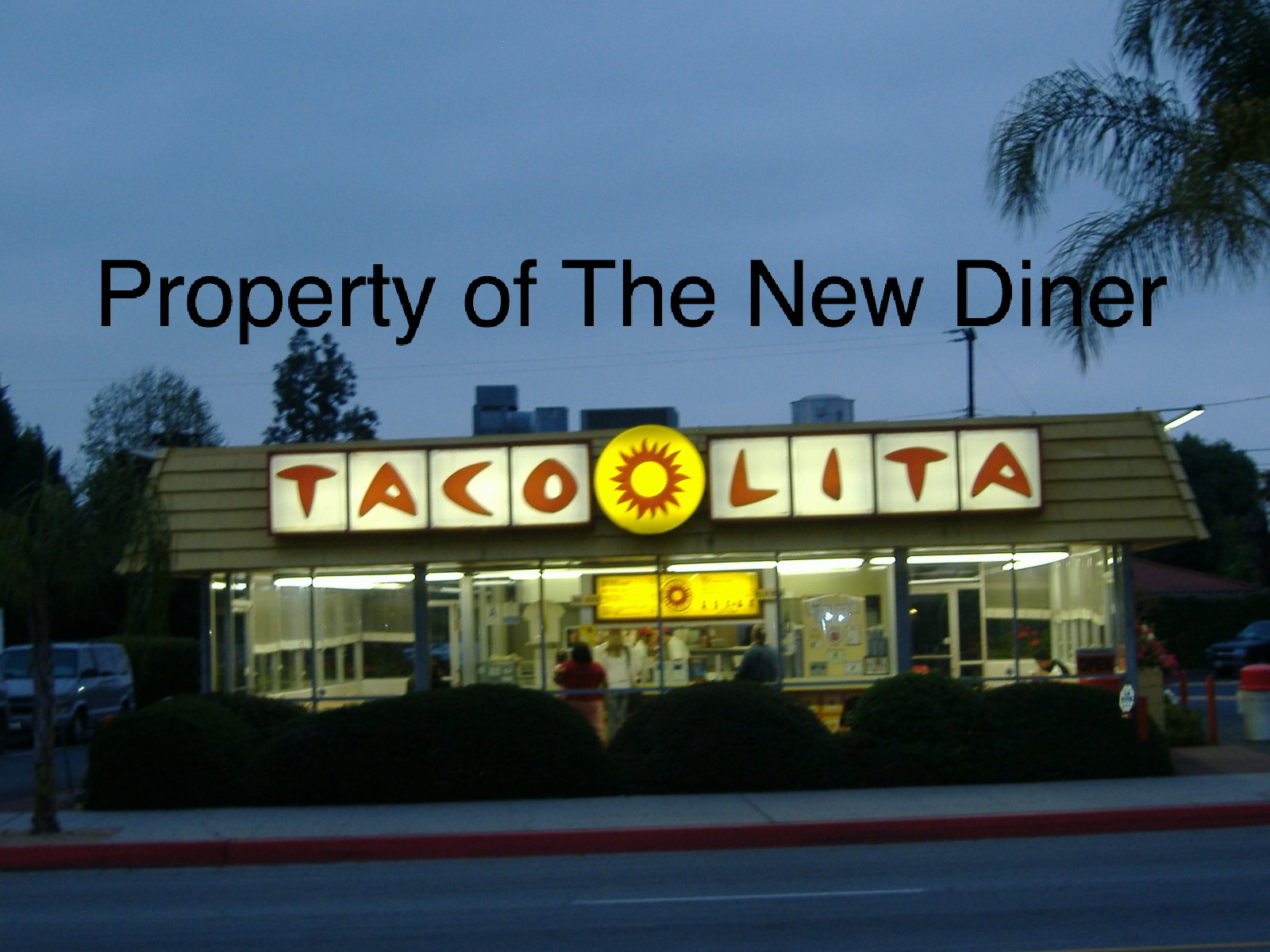 The New Diner: Taco Lita