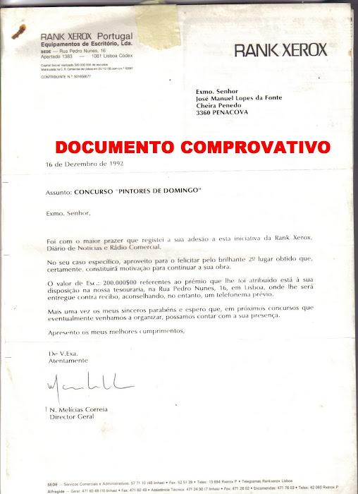 1992 DOCUMENTO
