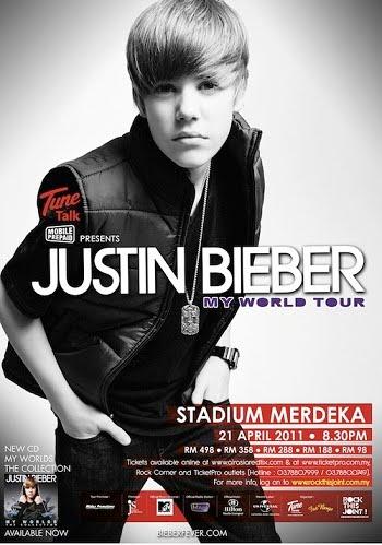 justin bieber kl 2011. Justin Bieber live concert in