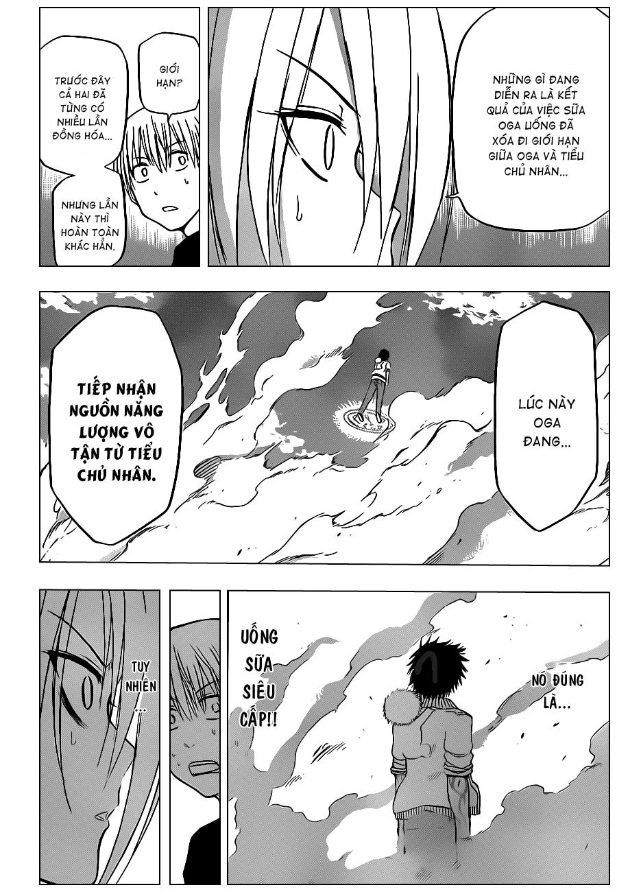 Vua Quỷ - Beelzebub tap 108 - 15