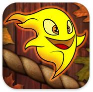 Quemar la cuerda, divertido juego iphone ipod touch