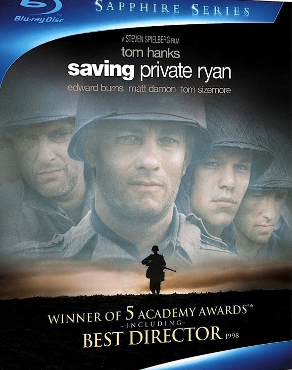 saving private ryan movie review A troupe of eight soldiers is given a mission to rescue one james francis ryan from the depths of the war this order is trickled down directly from the top, after it.
