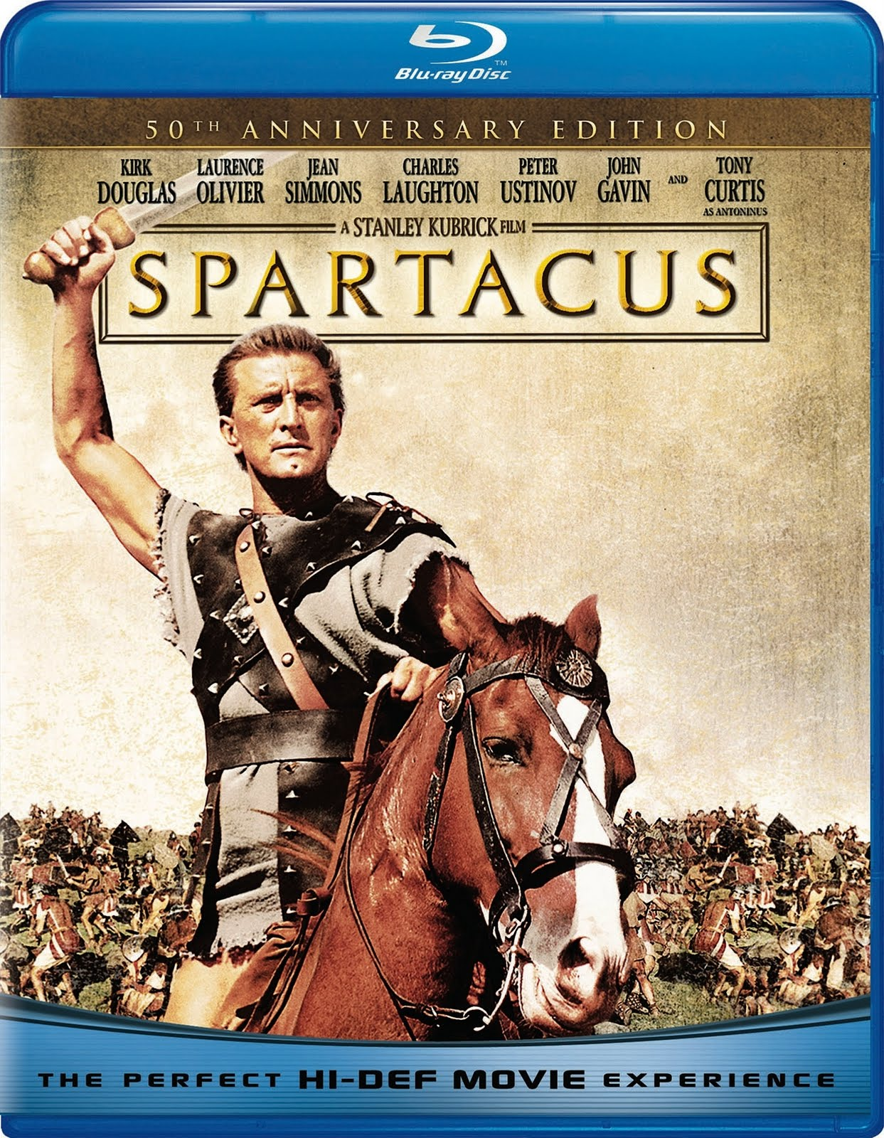 1960 film spartacus Spartacus (film)'s wiki: spartacus is a 1960 american epic historical drama film directed by stanley kubrick[3] the screenplay by dalton trumbo was based on the novel spartacus by howard fast it was inspired by the life story of the leader of a slave revolt in antiquity, sparta.