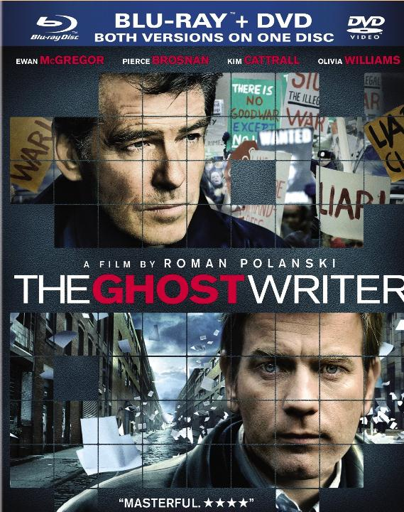Nixpix Dvd Blu Ray Reviews The Ghost Writer Blu Ray