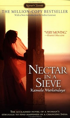 arranged marriages in nectar in a sieve a novel by kamala markandaya But the novel is also much more than that:  when both are pushed into arranged marriages,  markandaya, kamala nectar in a sieve—2 sf.