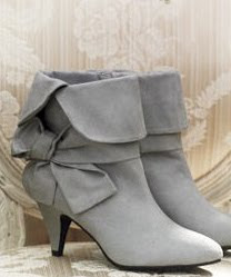 Ankle Boot with Bow