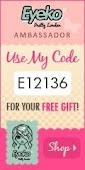 per acquisti Eyeko usa questo codice!!Riceverai un omaggio!!